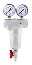 Rückspülfilter itap 189 mit Filterpatrone 300 µm Anschluss 1 1/4 Zoll = 42,4 mm