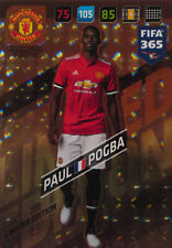 Panini Adrenalyn XL FIFA 365 2018 #Paul Pogba Manchester United Limited Edition