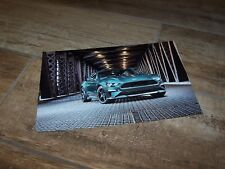 Photo de presse / Press Photograph FORD Mustang Bullitt 2018 //