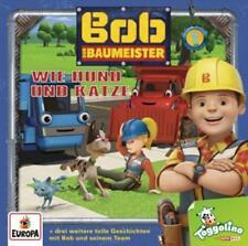 Busch - CDs - Bob, der Baumeister 02. Wie Hund und Katze, Neu, OVP, 8519919