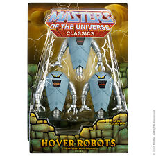 SDCC 2015 MASTERS OF THE UNIVERSE CLASSICS HOVER ROBOTS 3 PACK MOTU FIGURE SET