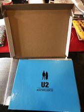 U2 2018 Tour Limited Edition Vip Concert Program Tour Book