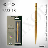 Parker Jotter CLASSIC GOLD GT Ball Point Pen Gold Trim Ball Point Blue Ink
