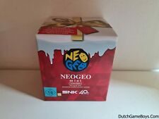 Neo Geo - Mini - Christmas Limited Edition - Mint