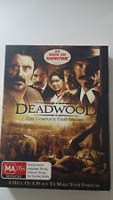 Deadwood - Complete Season 1 Box Set DVD R4