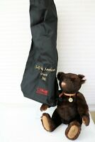 "Steiff Duncan Trademark Bear 18""  2008 LE 137/1906 Signed by Clair Steiff Meisel"