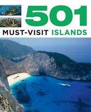 501 Must-Visit Islands (501 Series) By D Brown, J Brown, A Findlay