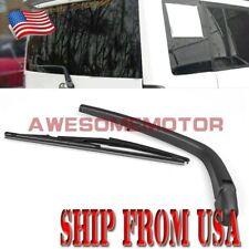 US Rear Windshield Window Wiper Arm + 330mm Blade Set Fit 04-06 Toyota Scion XB