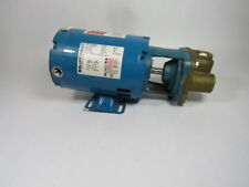 Burks 5CT7M Pump C/W Bluffton 0.5HP 3450RPM 115/208-230V 56 DP 1Ph ! WOW !
