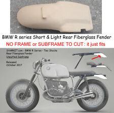 BMW R series SCRAMBLER Short & Light Rear Fiberglass Fender