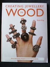 Creating Jewellery in Wood Skill-building Projects & Techniques NEW IMPERFECT