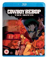 Cowboy Bebop - The Movie Blu-Ray (2018) Shinichiro Watanabe cert 12 ***NEW***