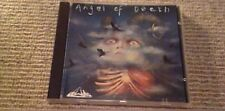 TIM SOUSTER ANGEL OF DEATH DE WOLFE LIBRARY CD 1989 SYNTH DRONES HORROR LISTEN