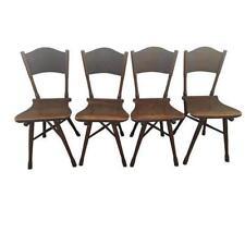 Antique Thonet Gebruder Garden Chairs 18