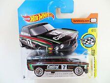 HOTWHEELS '1973 BMW 3.0 CSL RACE CAR'. HW SPEED GRAPHICS. MIB/BOXED/SHORT CARD
