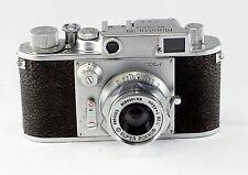 Vintage Minolta F 35mm Entfernungsmesser Kamera, #24408, Super Rokkor 2.8/45 mm