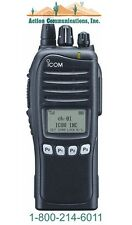 NEW ICOM IC-F4261DS-90, UHF 450-512 MHZ, 4 WATT, 512 CHANNEL TWO WAY RADIO