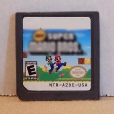 Super Mario Bros Spielkarte Für Nintendo 3DS DSI DS XL Lite Weihnachtsgeschenk