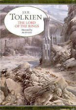 Illustrated J.R.R. Tolkien Books
