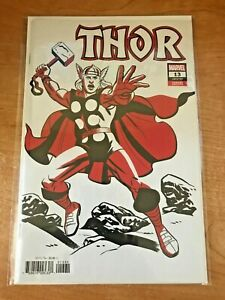 THOR #13: Michael Cho Thor Two-Tone Variant Cover