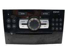 Radio Cd Mp3 Opel Corsa D 13257029  UZU