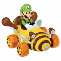 World of Nintendo Coin Racers Mario Kart 7 Luigi Vehicle