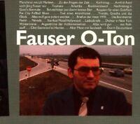 JÖRG FAUSER - O-TON 2 CD NEW