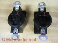 Arrow Hart GL20443 Power Lock Receptacle 10A250VDC (Pack of 2)