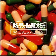 KILLING CHAINSAW KISS Slim Fast Formula RARE  CD '93