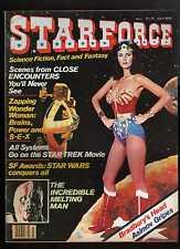 """1978 1st ISSUE """" WONDER WOMEN """" STARFORCE  COMPLETE ORIGINAL FIRST ISSUE"""