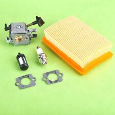 Carburetor Air Filter Tune up Kit For Stihl BR320 BR340 BR380 SR340 SR420 Blower