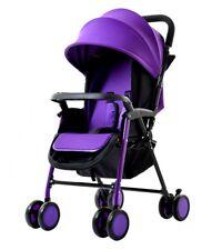 Hello Panda Buggy City 5er Gurtsystem Liegefunktion Sitzbezug waschbar, purple