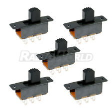 5 x Mini Miniature On/On 6 Pin Slide Switch DPDT PCB Circuit Board (General Use)