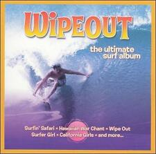 Wipeout: The Ultimate Surf Album by Various Artists (CD, Oct-2005, Delta Distrib