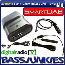 Car Stereos & Head Units with DAB for Audi