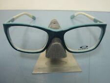 9f447b6e6d OAKLEY womens Blameless 50 50 RX eyeglass frame Teal OX1103-0452 New In Box