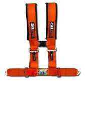 2015 Orange Polaris RZR XP1000 XP900 Performance 4 Point RZR4 Seat Belt Harness