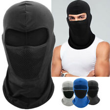 Face Mask Winter Warm Hat 1 Hole Balaclava Hood Cycling Sport Tactical Cover Lot