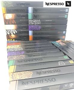 Original Nespresso Coffee Machine Capsules Pods - Choose Your Own - All Flavours