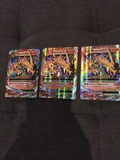 x3 Mega Charizard 13/108