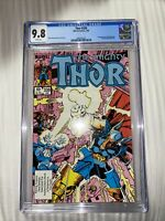 THOR 339 CGC 9.8 1st Stormbreaker - Beta Ray Bill WHITE Pages BEAUTIFUL BOOK!