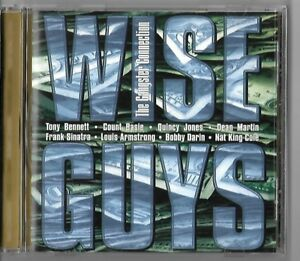 Wise Guys - The Gangster Connection - Various Artists - CD