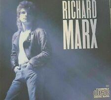 Richard Marx Cd Capitol Rock Pop 1987 Disc Only #C195