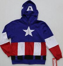 faa03a3e Captain America Hoodies Size 4 & Up for Boys for sale | eBay