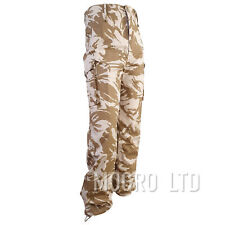 Genuine British Army Windproof Combat Trousers Pants Desert DPM Camo