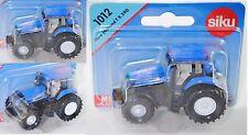 Siku Super 1012 New Holland T8.390 Traktor, ca. 1:87