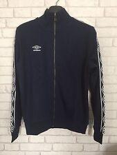 Umbro Fleece Taped Track Jacket - Size Medium - BNWT