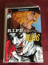 True Lives of the Fabulous Killjoys FCBD 1 Signed Gerard Way My Chemical Romance
