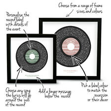 More details for personalised metallica nothing else matters song lyrics music print vinyl record