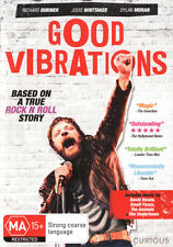 Good Vibrations NEW DVD REGION 4 AUST Dylan Moran Jodie Whittaker Richard Dormer